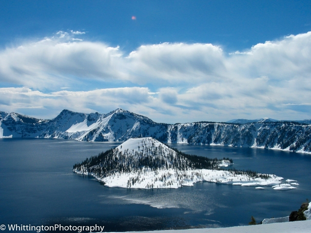 Crater Lake Wizard Island-1